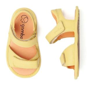 sandalia-infantil-gambo-baby-velcro-pistache