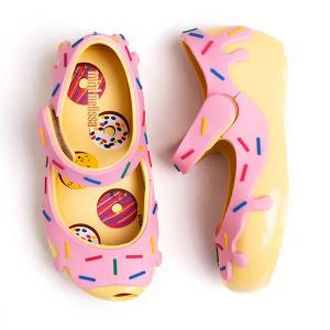 sapatilha-infantil-feminina-mini-melissa-donuts-amarelo