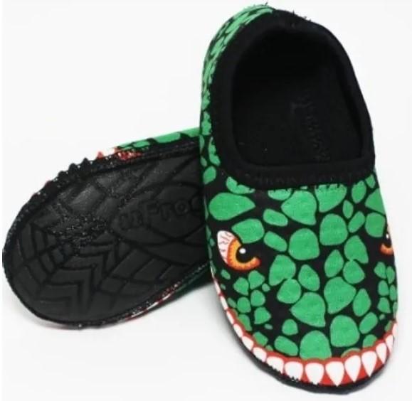 sapatilha-infantil-ufrog-dinossauro
