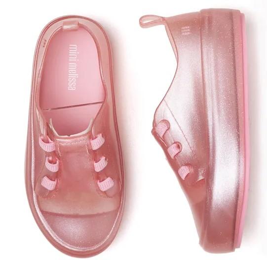 tenis-infantil-sneaker-melissa-rosa